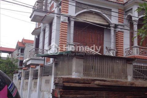 Bán nhanh nhà 3 tầng tổ dân phố Bình Minh - Trâu Quỳ, mặt đường lớn - 2 mặt tiền