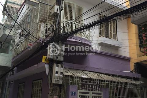 Cho thuê nhà Ngõ 12 Đào Tấn, Cống Vị, Ba Đình, Hà Nội