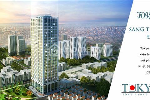 Cần bán mặt bằng thương mại tầng 1, 2, 3 tòa nhà Tokyo Tower, Vạn Phúc, Hà Đông
