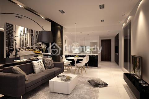 Bán căn hộ cao cấp Galaxy 9, Quận 4, 122m2, 3 phòng ngủ, đầy đủ nội thất, căn góc. Giá: 6 tỷ