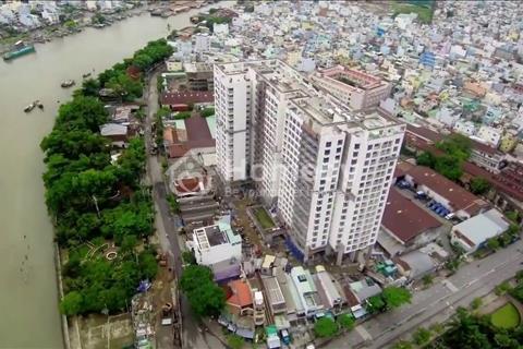 Bán giá gốc CH Riva Park mặt tiền Nguyễn Tất Thành - tặng nội thất 300 triệu - giao nhà ở ngay