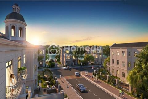 Cần bán gấp căn biệt thự liền Kề, hướng đông nam, đẹp nhất dự án Vinhomes Riverside The Harmony