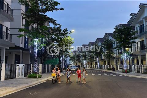 Biệt thự Vinhomes Thăng Long hoàn thiện 181m2 giá chỉ 9,3 tỷ. Hỗ trợ vay 70% không lãi.