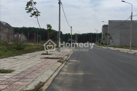Bán đất giá rẻ sổ đỏ riêng tại khu dân cư Tân Cảng, Long Bình
