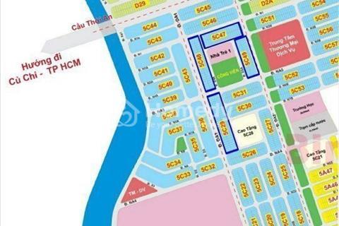 Chỉ 764triệu/150m2 đất tại Đại học Thủ Dầu Một đường DA1 (33m) và DA2 (25m), xây dựng tự do. SHR