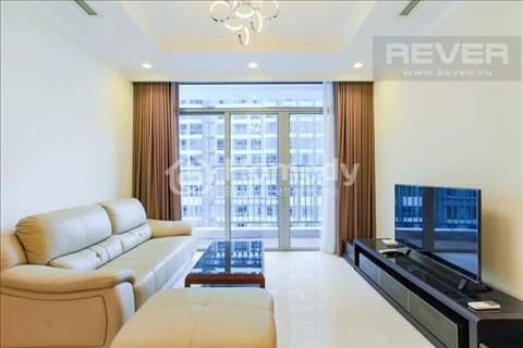 Cho thuê gấp căn hộ số 10 - 115 m2 tòa Central 1 Vinhomes Tân Cảng, nội thất nhập ý giá 30 triệu
