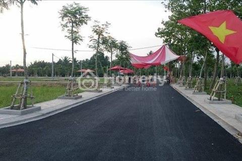 Đất nền dự án ngay tại sân bay quốc tế long thành, cách cổng sân bay số 1 2km, nằm trên đường 32m
