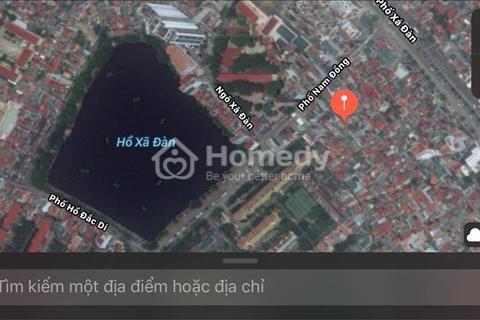 Cho thuê căn hộ khép kín 40m2 - 3,5 triệu/tháng tại A3 Nam Đồng, Đống Đa, Hà Nội