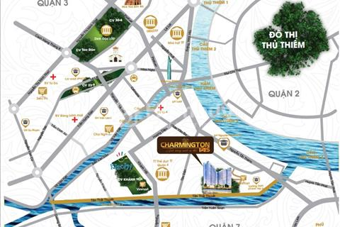 Không thế tiếp tục thanh toán nên tôi cần bán lỗ căn 1 phòng ngủ Charmington Iris, lỗ 100 triệu