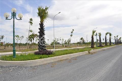 2 lô liền kề 2 mặt tiền đường 16m Trương Văn Bang Quận 2