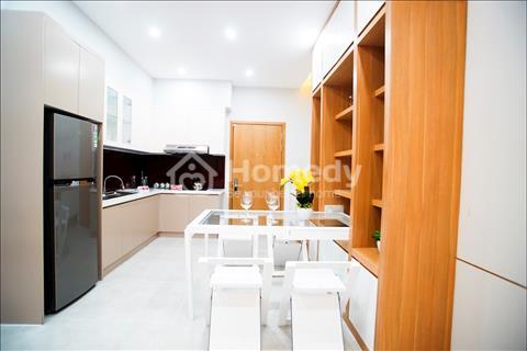 Căn hộ 2 phòng ngủ/2wc trên đại lộ Nguyễn Văn Linh, bàn giao full nội thất