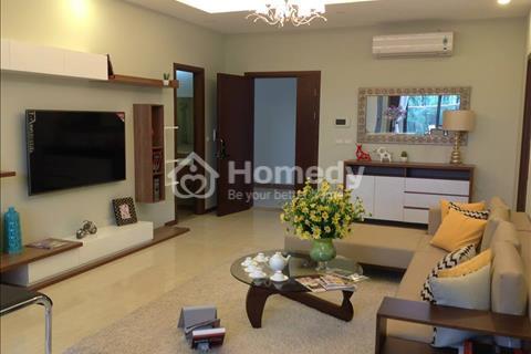 Gia đình tôi cần bán căn hộ 2 phòng ngủ tại Goldmark City – 136 Hồ Tùng Mậu