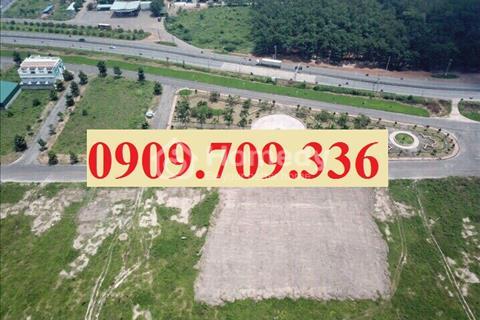 Kẹt tiền cần bán gấp nền đất mặt tiền đường lớn Quốc lộ 1A 399 triệu, 90m2