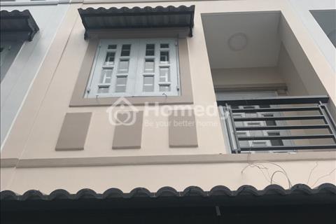 Chính chủ bán gấp nhà xây mới sổ hồng,  Quận 8 gần Metro Bình Phú