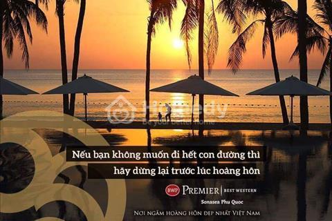 Sở hữu ngay Condotel biển nơi ngắm hoàng hôn đẹp nhất Việt Nam Sonasea Phú Quốc