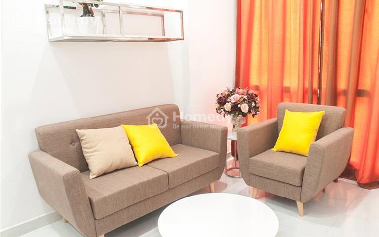 Căn hộ mini 1 phòng ngủ, 1 WC, Nguyễn Kiệm bao cáp, nét, giữ xe, giá thuê chỉ 6,5 triệu/tháng