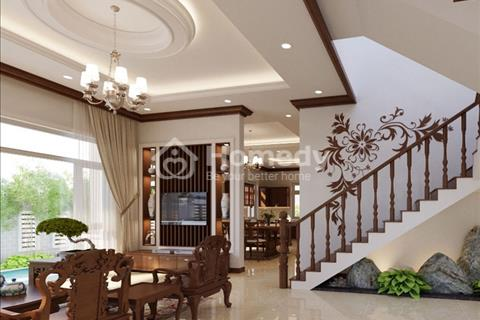 Biệt thự nghỉ dưỡng gần Lê Trọng Tấn, DT 128m2, 2 lầu. Nội thất đầy đủ