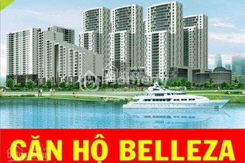 Cho thuê Belleza lô C1, 45m2, 1 phòng ngủ + 1wc, giá 5.5 triệu