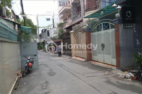 Nhà hẻm xe hơi 8m Nguyễn Bỉnh Khiêm, Quận 1, phường Đa Kao giá tốt