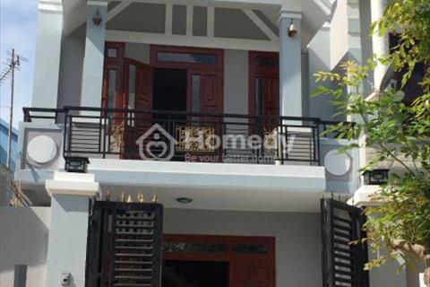 Nhà 1 lầu mới xây ngay đường Ngô Chí Quốc, diện tích 100m2, sổ hồng riêng
