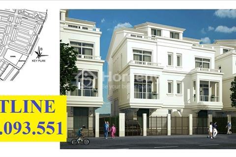 Không thể tin biệt thự Sunrise Bay giá lại rẻ tới mức chỉ 3,5 tỷ/căn có 4 tầng, chiết khấu 6%