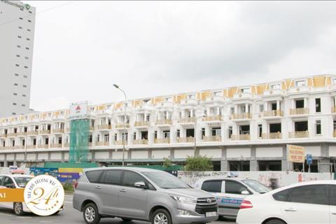 Cho thuê căn góc 80m2 Shophouse Vạn Phúc - Ngay ngã tư Vạn Phúc