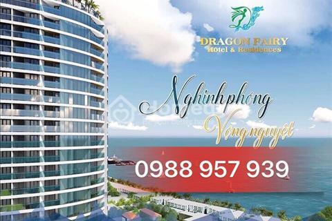 Căn hộ cao cấp Dragon Fairy hotel Trần Phú, Nha Trang, full nội thất giá chỉ từ 31tr/m20