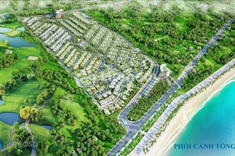 Bán nền đất sổ hồng khu 7 nền 14 thuộc dự án Sentosa giai đoạn 2 gần công viên trung tâm