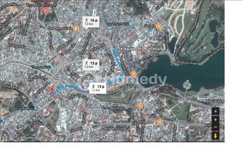 Bán khách sạn gần trung tâm thành phố, cách chợ đêm 1km, 10 phòng đang kinh doanh 5,5 tỷ
