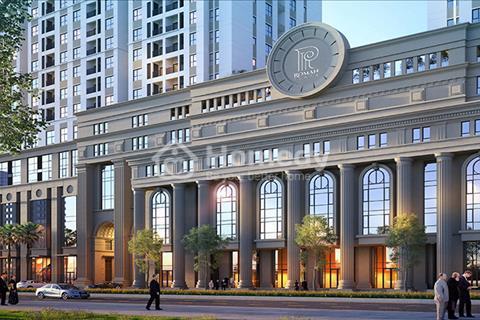 Chính chủ bán căn hộ đẹp nhất dự án Roman Plaza: Căn số 10 tầng 11 tòa B hướng Đông Nam chỉ 2,2 tỷ