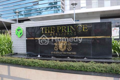 Cho thuê căn hộ The Prince 1 phòng ngủ 1 wc mặt tiền Nguyễn Văn Trỗi