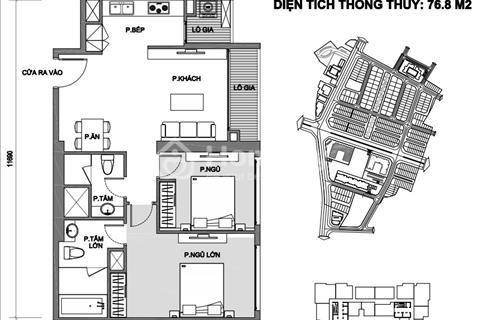 Chuyên cho thuê căn hộ tại Vinhomes Gardenia   - Mỹ Đình 2 - Giá từ  10 triệu tới  15 triệu