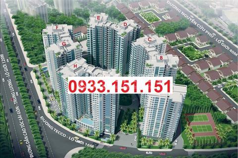Sốc căn hộ đã VAT 768 triệu 2 phòng ngủ cao cấp rẻ nhất Sài gòn