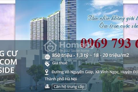 """Intracom Riverside: Phú Tài Land kết hợp chủ đầu tư """" Mừng sinh nhật – Tưng bừng ưu đãi"""""""