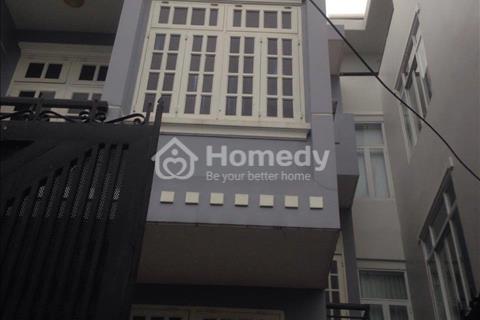 Cho thuê nhà nguyên căn HXH đường Phan Huy Ích gần ngã 4 Nguyễn Tư Giản, p12, Q Gò Vấp