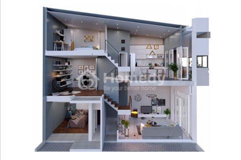 Bán nhà gần công nghiệp Thuận Đạo, diện tích 4 x 15m, giá mềm 550 triệu