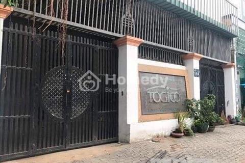 Cho thuê tầng trệt biệt thự đường 79 phường Tân Quy quận 7