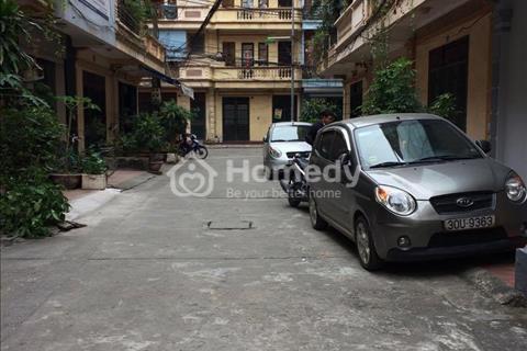 Cho thuê nhà ngõ 172 Vũ Hữu, 60m2 x 4 tầng, ô tô đỗ cửa