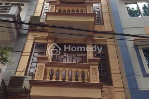 Cho thuê nhà 4 tầng - 1 tum - 47m2 - Cầu Giấy - 10 triệu/tháng
