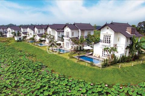 Đầu tư nghỉ dưỡng biệt thự Villas lợi nhuận 12,5% cam kết cao nhất bền vững