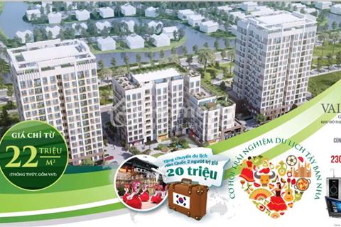 Chính chủ bán căn B1010 67m2 giá 1.6 tỷ vào hợp đồng tặng ngay nội thất, chiết khấu 20 triệu