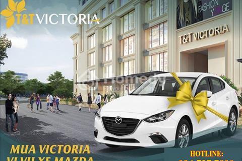 Bán căn hộ VB05A rẻ nhất tại dự án T&T Victoria