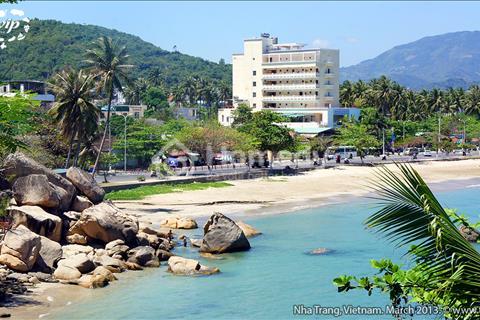 Bán khách sạn trung tâm thành phố Nha Trang, vị trí hút khách, giá đầu tư