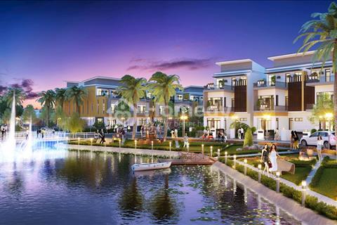 Nhà phố ven sông chỉ 820 triệu/căn. CK lên đến 50 triệu đồng và tặng thêm 10 triệu khi mua 1 căn