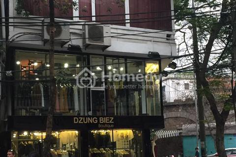 Chính chủ bán gấp nhà lô góc mặt tiền 26m phố Hàng Bạc, cách hồ gươm chỉ 50m.
