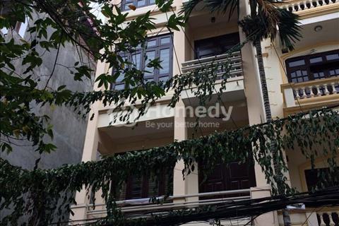 Cho thuê nhà mặt phố Mễ Trì Thượng, 150m2 x 6 tầng