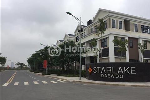 Bán biệt thự khu đô thị Starlake Tây Hồ Tây - Hà Nội