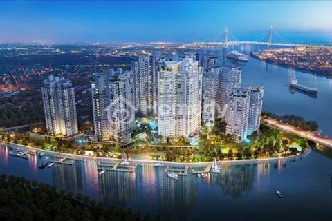 Bán 2 phòng ngủ tháp Maldives Đảo Kim Cương, 89m2 view quận 7, sông Sài Gòn, full nội thất, 5.5 tỷ