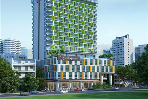 Căn hộ Ariyana vị trí vàng tại Nha Trang, cam kết lợi nhuận cao, Q12018 giao nhà