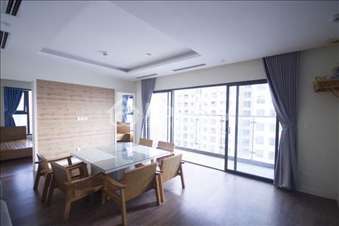Cho thuê gấp căn hộ cực đẹp tòa Sun Square Lê Đức Thọ, 115m2, 3 ngủ, nội thất nguyên bản, 10 triệu